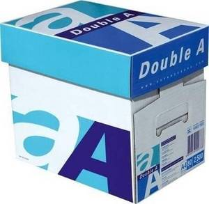 Wholesale packing box: Navigator and Double A A4 Copy Paper 70gms - 80gsm