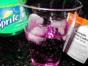 Wholesale cough syrup: Purple Cough Syrup Prometh with Codein