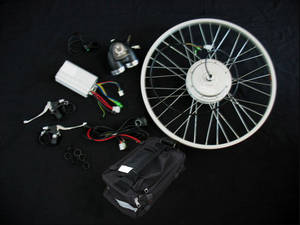 Wholesale electric cycle: Electric Bicycle Motor Kit Cycling Conversion E-Bike