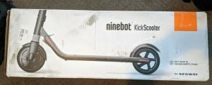 Wholesale scooter: New ES4 Scooter Segway Ninebot Scooter with External Battery