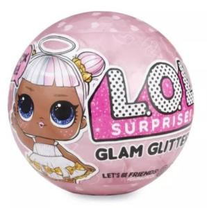 Wholesale dolls: Authentic Lol Suprise Dolls GLAM GLITTER ~Glitter Series