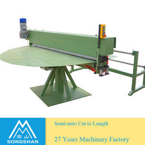 Wholesale sand cloth: Wide Abrasive Cloth Paper Roll Transverse Cut Machine for Sanding Belt Making