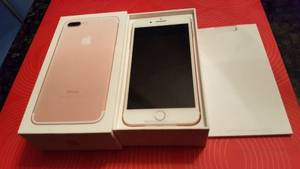 Wholesale free shipping: Apples Iphones 7 Plus Rose Gold 256GB Unlocked Free Shipping                      Buy 2 Get 1 Free