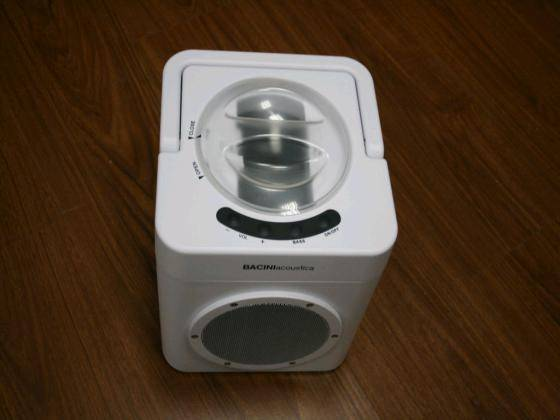Sell portable weather resistant music player speaker system