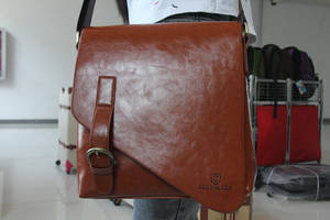 Wholesale Briefcases: Fashion PU Men Bags