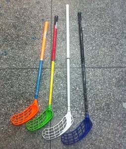 Wholesale Other Sports Products: Fiberglass Innebandy Floorball Sticks with Senior and Junior