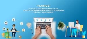 Wholesale Website Design: Flance - Ready Made Freelance Software