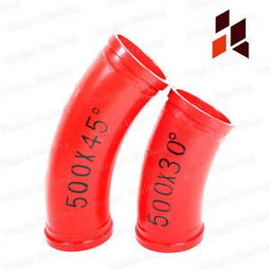 Wholesale Construction Machinery Parts: Concrete Bend DN125*R500*45, 30 Degree