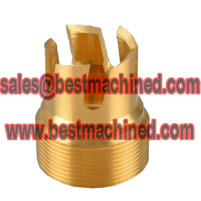 Sell CNC bronze working parts