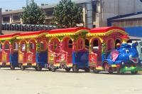 Purchase Kiddie Trackless Trains for Sale 3
