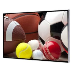 Wholesale tv bracket: 65''  Wall Mounting Interactive LCD Advertising Display Digital Signage