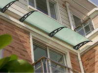 PC Canopy Awning for Window, porch, Bank ATM Machine,DIY...