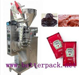 Wholesale chili sauce: Heinz Ketchup Packets Paste Packaging Machine