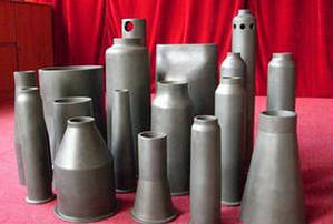 Wholesale rbsic roller: Silicon Carbide (SiC) Material and Pipe Shape Burner Nozzles