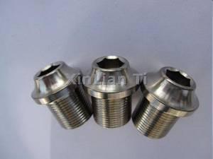 Wholesale titanium auto bolts: Titanium Auto Bolts