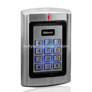 Wholesale Access Control Keypad: Keypad and Proximity Access Control with 12V DC Voltage