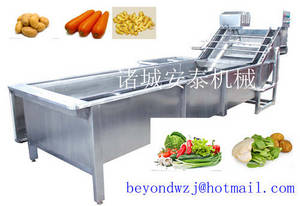 Wholesale fruit and vegetable washer: Fruit and Vegetable Washing Machine