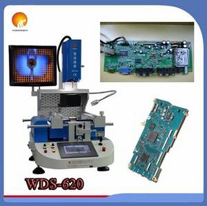 Wholesale chip ic: No. 1 Sales WDS-620 Automatic Mobile Phone IC Chip Repair Machine , Auto BGA Rework Devices