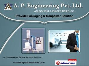 Wholesale Other Manufacturing & Processing Machinery: A.P Engineering