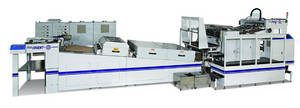 Wholesale ir dryer: Fully-Automatic Spot UV/Water-Based Varnishing Machine