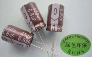 Wholesale high temperature resistant: 135 Degree C High Temperature Resistance Capacitor