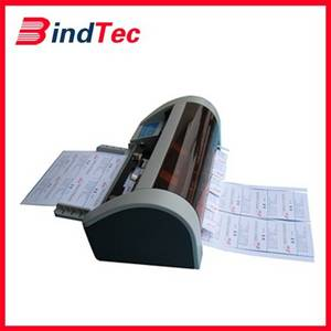 Wholesale automatic business card cutter: Hot Sale Mini Name Card Cutter From Manufacturer