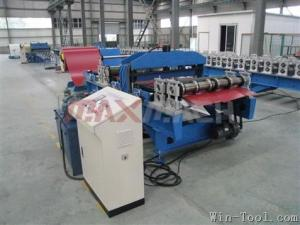 Wholesale tension coil springs: Slitting and Cutting To Length Line