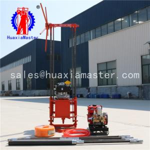 Wholesale core sample drilling rig: QZ-2B Gasoline Engine Sampling Drilling Rig