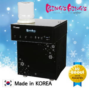 Wholesale ice maker machine: Bingsu Machine Korean Ice Cream Maker, Sulbing Snow Ice Flake Machine