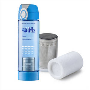Wholesale blood test equipment: Bio-nano Natural Hydrogen Water Generation Portable Water Bottle