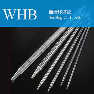 Wholesale Pipettes: High Quality Different Sizes Disposable Non-Pyrogenic Plastic Serological Pipette