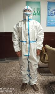 Wholesale radiator: Radiation Sterilized Disposable Protective Clothing for Medical Use