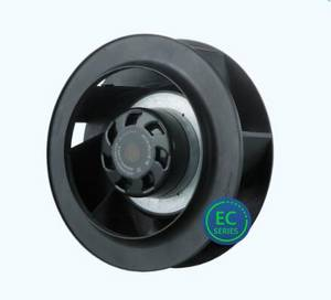 Wholesale fan: EC CENTRIFUGAL FAN (Backward Curved  175 Mm)