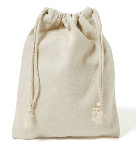 Wholesale cotton: Cotton Drawstring Pouch