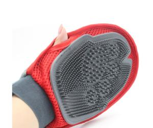 Wholesale gloves: New Design PET Grooming Glove