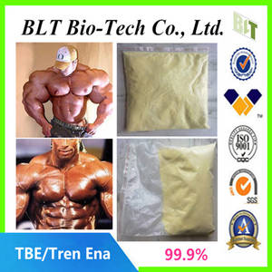 Wholesale light yellow powder: Safe Delivery 99.9% Purity Trenbolonee Enanthate CAS:472-61-546