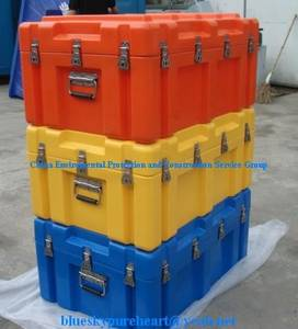 Wholesale Shipping Boxes: Rotomoulded Plastic Equipment Case (Military)