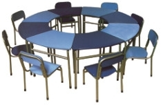 Kindergarten Furniture Cheap Child Table Kids Table and Chair
