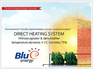 Wholesale fuel saving: Greenhouse Heating System
