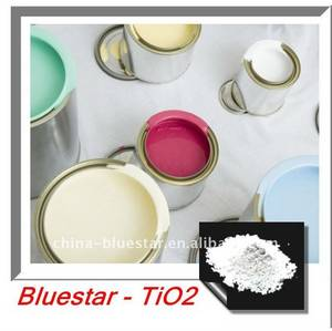 Wholesale titanium pigment: Titanium Dioxide Pigment for Paint(TOP10 Chinese TIO2 Manufacturer)