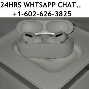 Wholesale headphone: Brand New Apple AirPod Pro with Wireless Charging Case Open Box White in-Ear Headphone