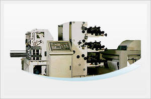 Wholesale Printing Machinery: Printing & Punching Machine (DSF-300)