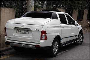 Wholesale actyon sports: Deck Hard Top-Semi for SsangYong Motor