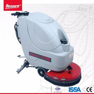 Wholesale single brush: Single-brush Walk-behind Battery-type Floor Scrubber Dryer, Floor Cleaner Smart 510B