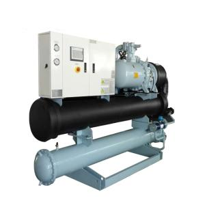 Wholesale concrete mixer: BOBAI Water Cooled Screw  Chiller for Concrete Mixer