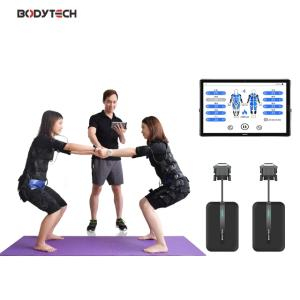 Wholesale conductive calculator: Muscle Toning Training Suit