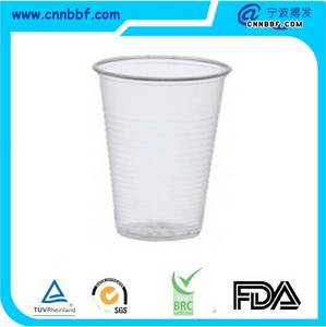 Wholesale beverage cup: DC10P Clear Disposable Plastic Beverage Cup PET Ice Cream Plastic Cup Plastic Cup for Smoothie China