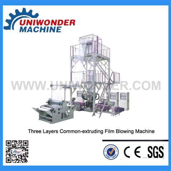 Sell Multilayer Film Blowing Machine