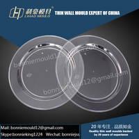 PS Transparent Disposable Plate Mould Manufacturer