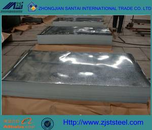 Wholesale galvanized steels dx51d: Dx51d Z100 Galvanized Steel Coil Plate